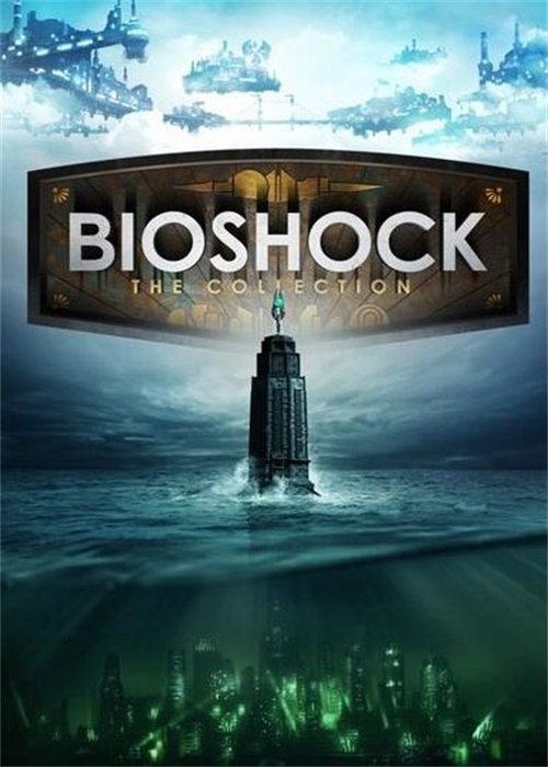 Bioshock The Collection Steam CD Key