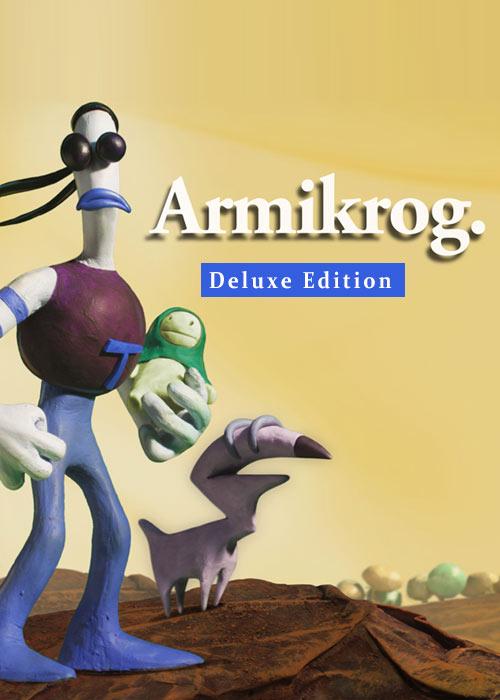 Armikrog Deluxe Edition Steam CD Key