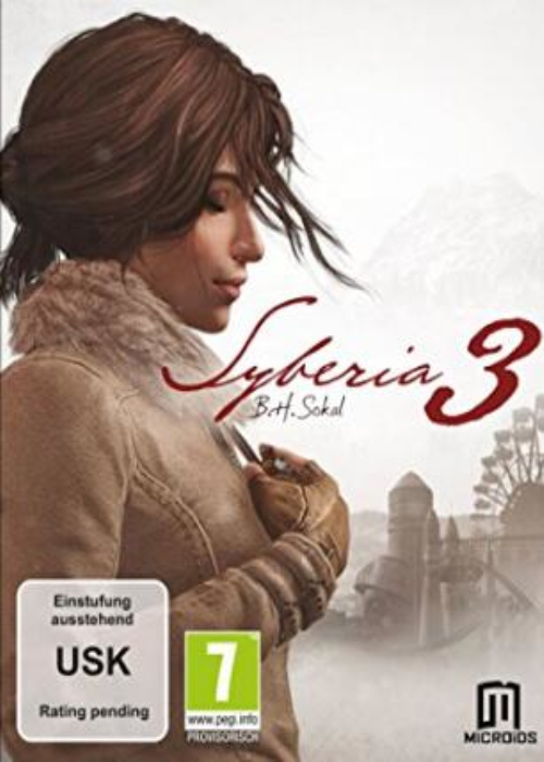 Syberia 3 Steam CD Key