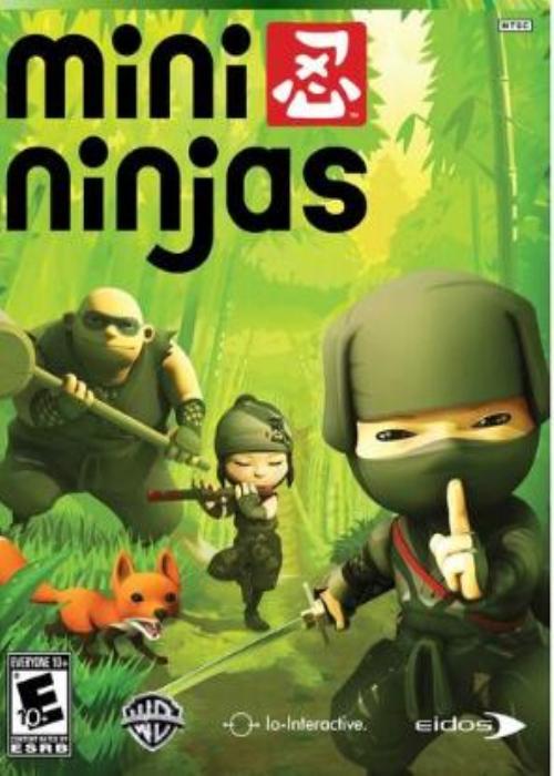 Mini Ninjas Steam CD Key
