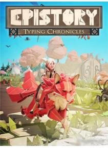 Epistory Typing Chronicles Steam CD Key