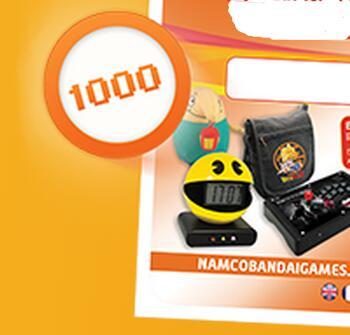 Bandai Namco VIP 1000 Points