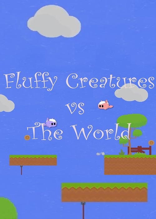 Fluffy Creatures VS The World Steam CD Key