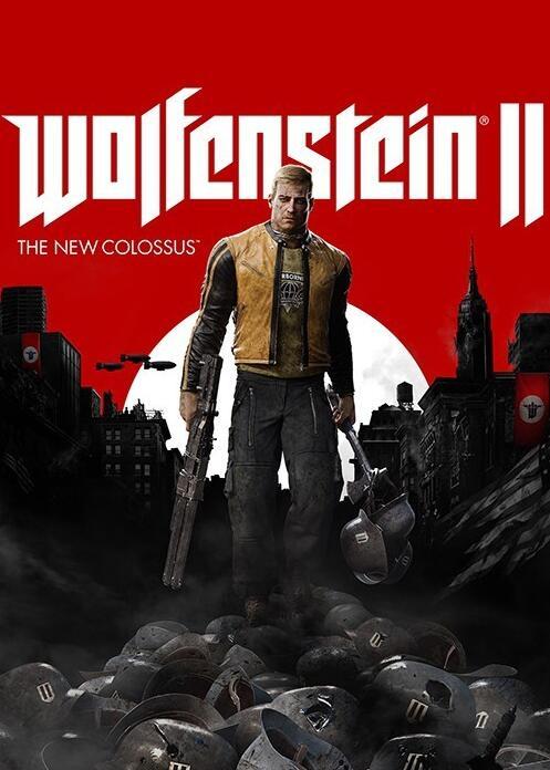 Wolfenstein 2: The New Colossus Steam Key Global PC