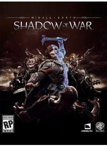 Middle Earth Shadow Of War Standard Steam Key Global PC