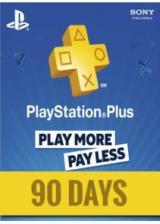 Official Playstation Plus 90 Days DE