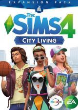 Official The Sims 4 City Living Origin CD Key
