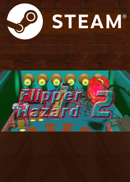 Flipper Hazard 2 Steam Key Global