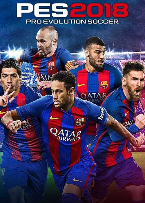 Pro Evolution Soccer 2018 Steam Key Global