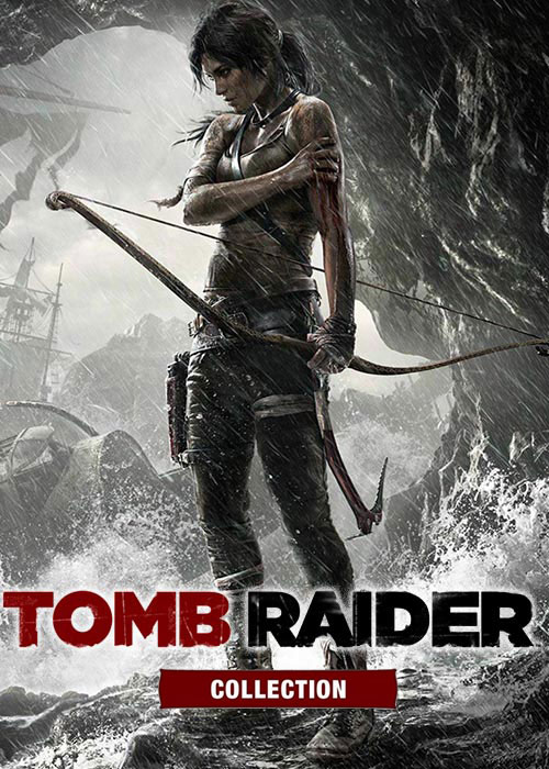 Tomb Raider Collection Steam CD Key