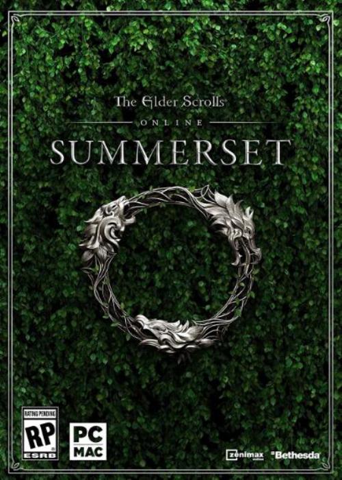 The Elder Scrolls Online Summerset Upgrade Key Global