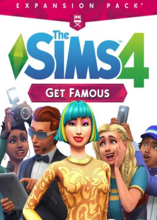 The Sims 4 Get Famous DLC Key Global