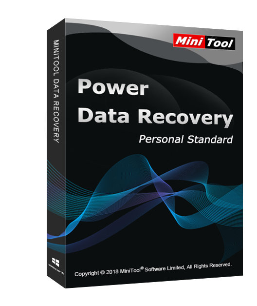 MiniTool Power Data Recovery Personal Standard CD Key Global