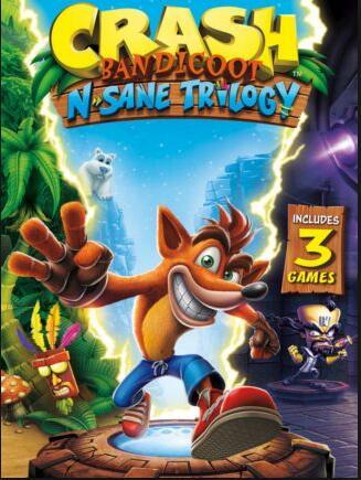 Crash Bandicoot N. Sane Trilogy Steam CD Key EU