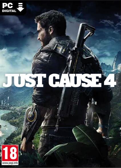 Just Cause 4 Steam CD Key EU