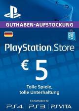 SUPERCDK.com, Play Station Network 5 EUR DE