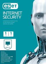 ESET Internet Security 1 Device 1 Year Key Global