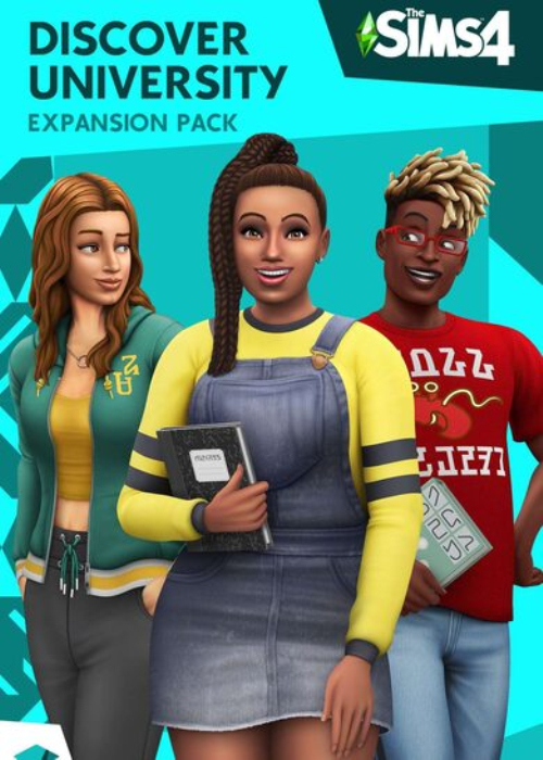 The Sims 4 Discover University DLC Origin Key Global