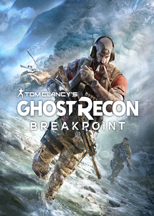 Tom Clancys Ghost Recon Breakpoint Uplay Key EU