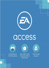 Official EA Access 1 Month Origin Key Global