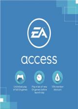 Official EA Access 1 Month Origin Key Global