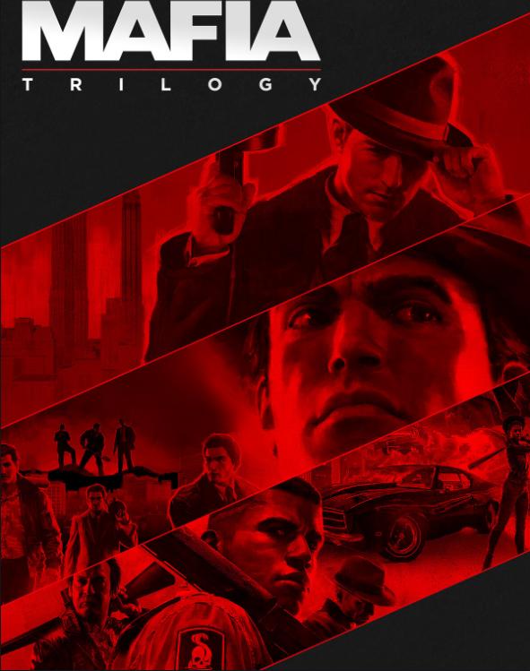 Mafia Trilogy Steam CD Key EU