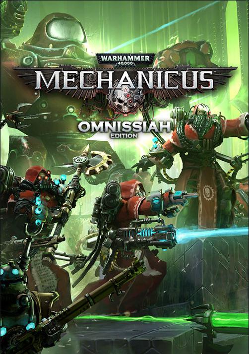Warhammer 40,000: Mechanicus Omnissiah Edition Steam Key Global