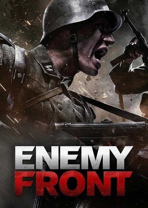 Enemy Front Steam CD Key