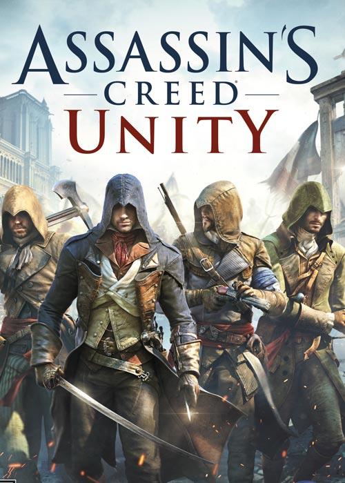 Assassin's Creed Unity Uplay CD Key