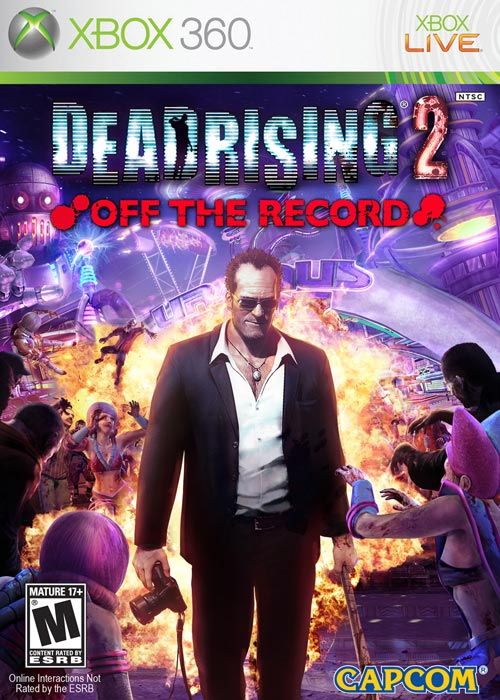 Dead Rising 2 Off the Record Steam CD Key