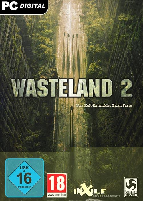 Wasteland 2 Steam CD Key