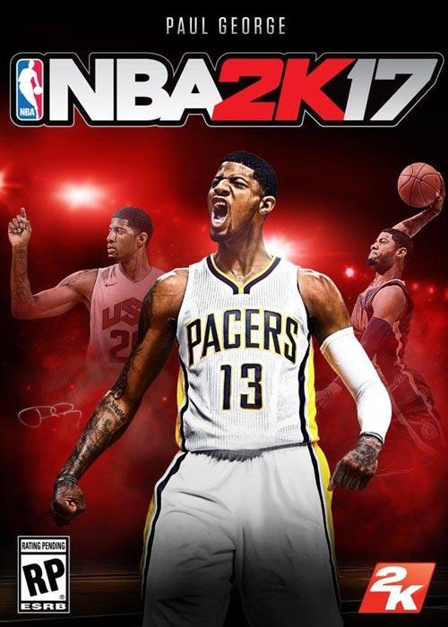 NBA 2K17 STEAM CD KEY EU(Not Global)