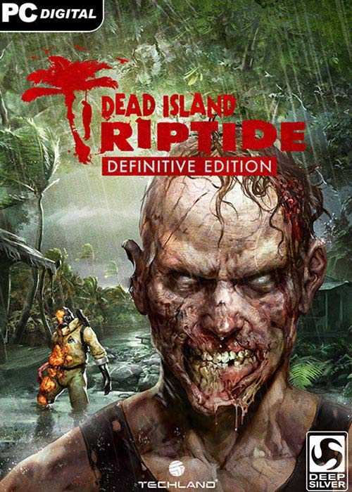 Dead Island Riptide Definitive Edition Steam CD Key