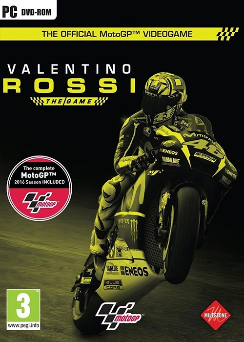 Valentino Rossi The Game Steam CD Key