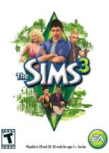 Official The Sims 3 Origin CD Key
