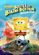 SpongeBob SquarePants: Battle for Bikini Bottom Steam Key EU