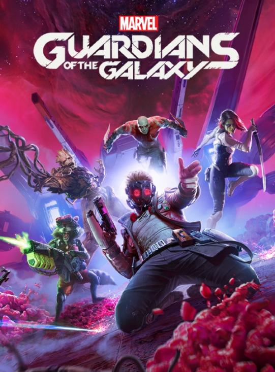 Marvel's Guardians of the Galaxy Steam CD Key EU