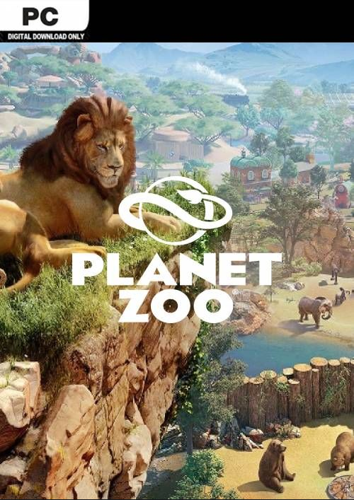 Planet Zoo Steam Key Global