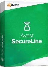 Official Avast SecureLine VPN 5 PC 1 Year Avast Key Global