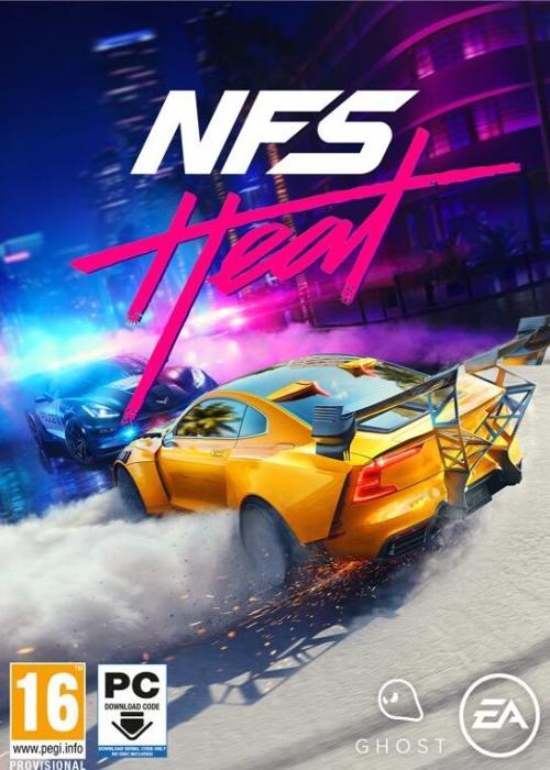 Need for Speed Heat Origin Key Global