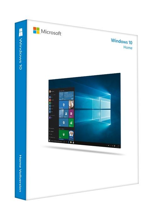 Microsoft Windows 10 Home Scan CD Key Global